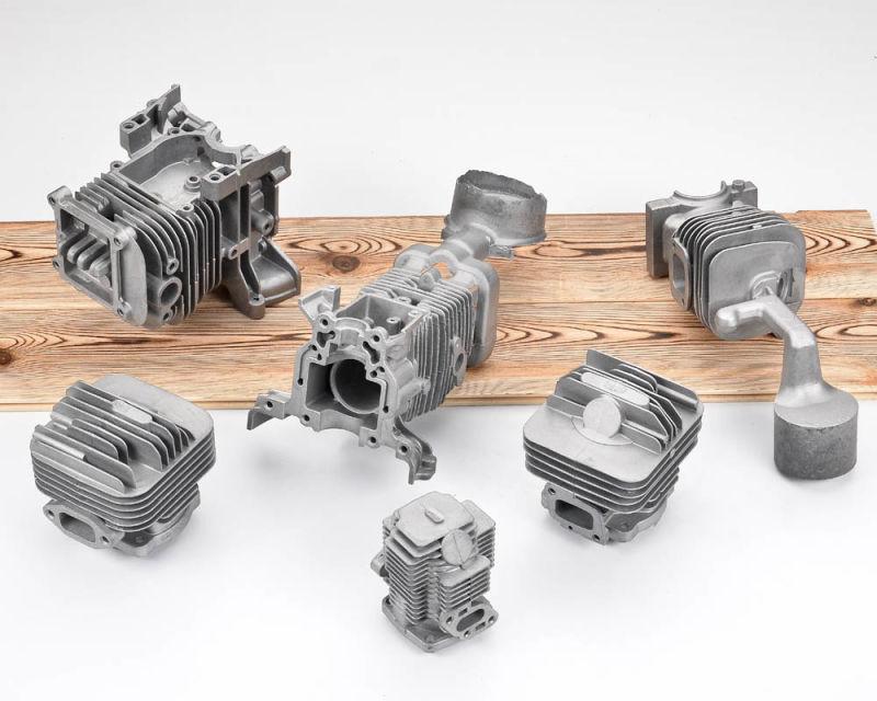 Die Casting Aluminum Parts, LED Housing, Auto & Motocyle Parts.