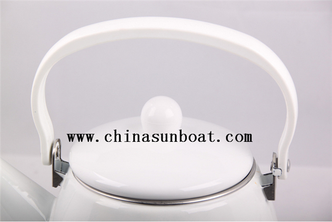 Enamel Simplicity Kettle Water Pot