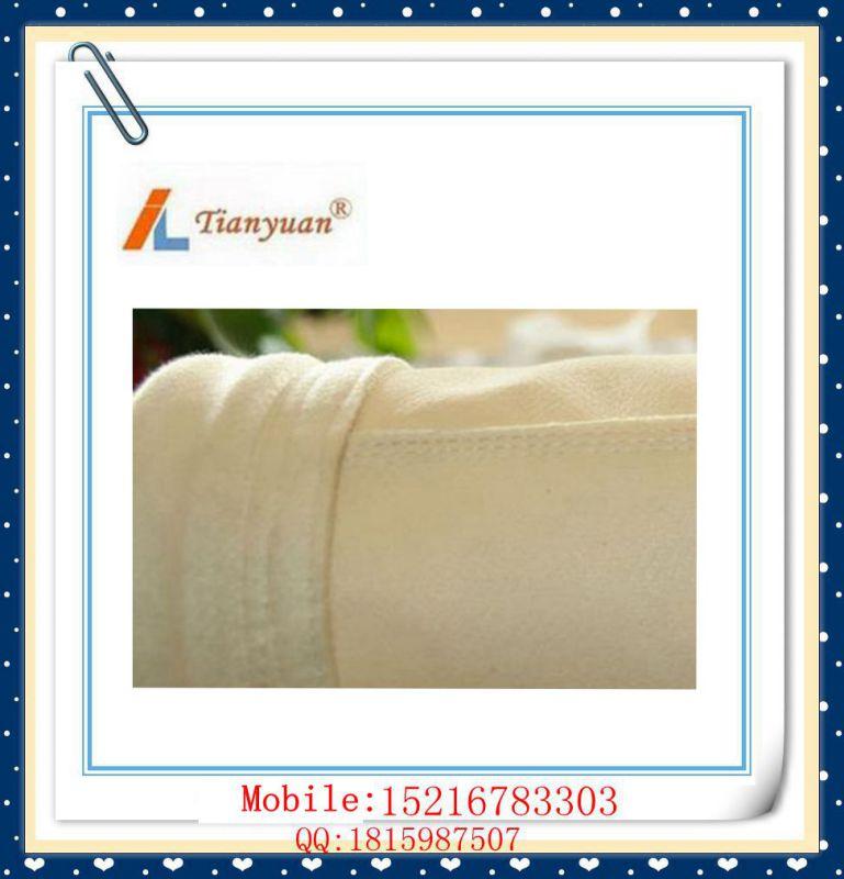 Heat Resistant Nonwoven P84 Needle Felt Dust Pocket Filter Bag