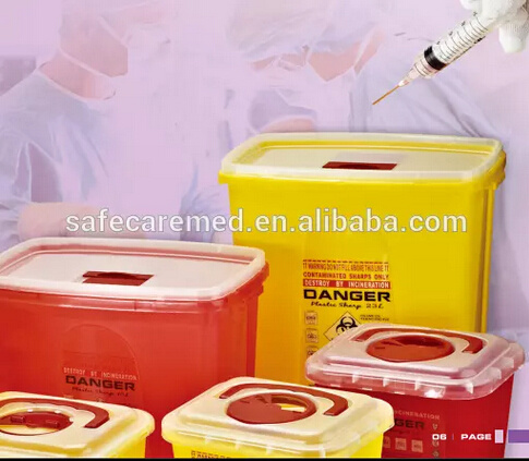 Sharp Container Needle Container Wastebin