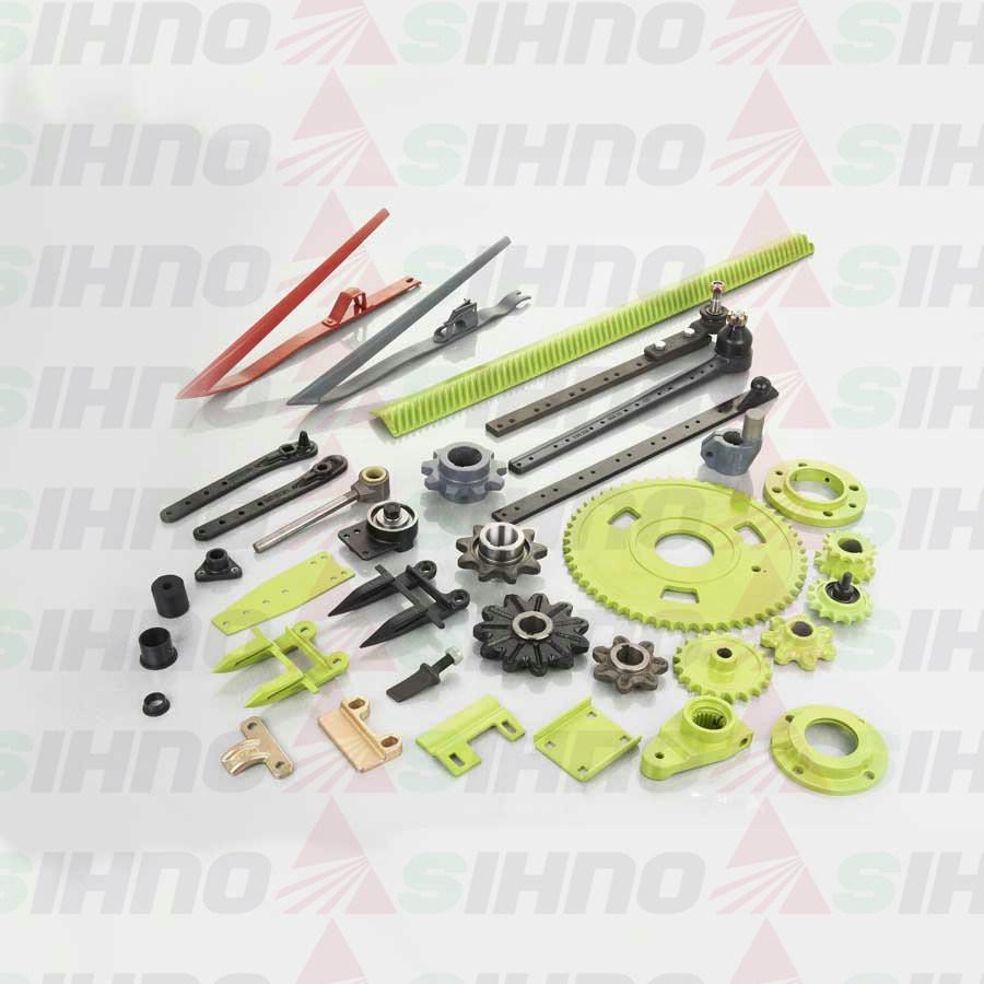 World Brand Ruilong Model Combine Harvester Spare Parts