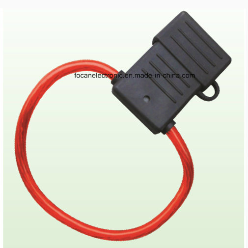 Covered Fuse Holder Fits Maxi Type Fuses