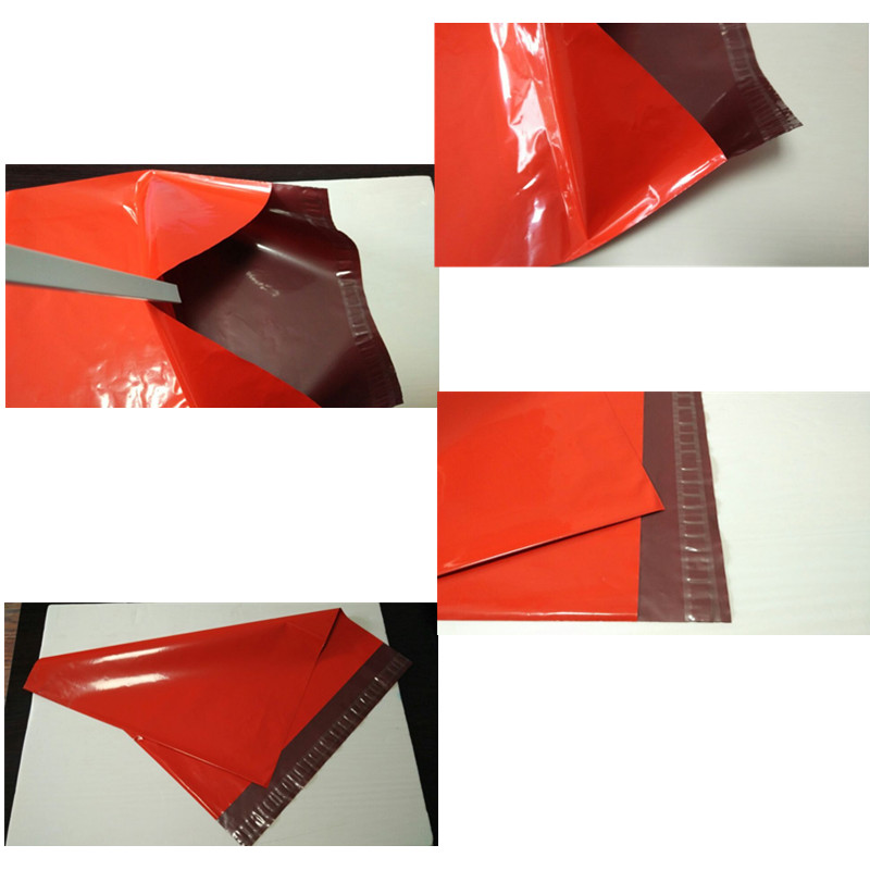 Waterproof Poly Free Designer Color Bag for Documents