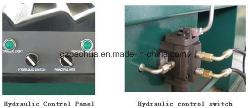 Full Automatic Rim Straightening Machine/Grind Machine/Tire Rim Grind Machine