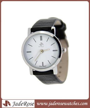 Alloy Watch Fashion Watch PU Strap Couple Watch (RA1235)