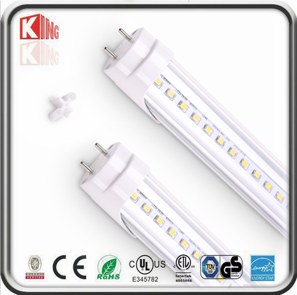 100-347V AC Compatible with Ballast T8 LED Tube