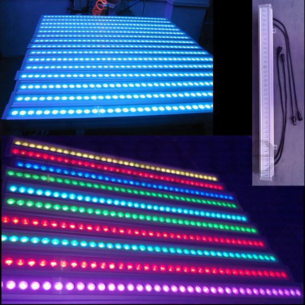 36W Floodlight Outdoor DMX RGB LED Wall Washer