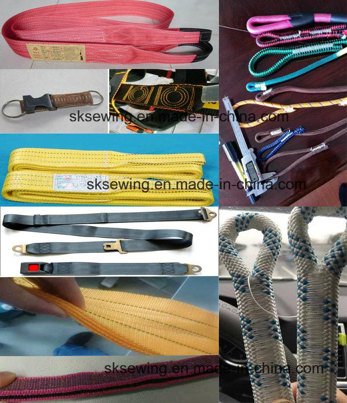 Safety Belt Heavy Duty Harness Automatic Pattern Sewing Machine