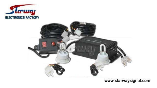 Emergency Strong Hideaway Screw Strobe Light (LTE337A)