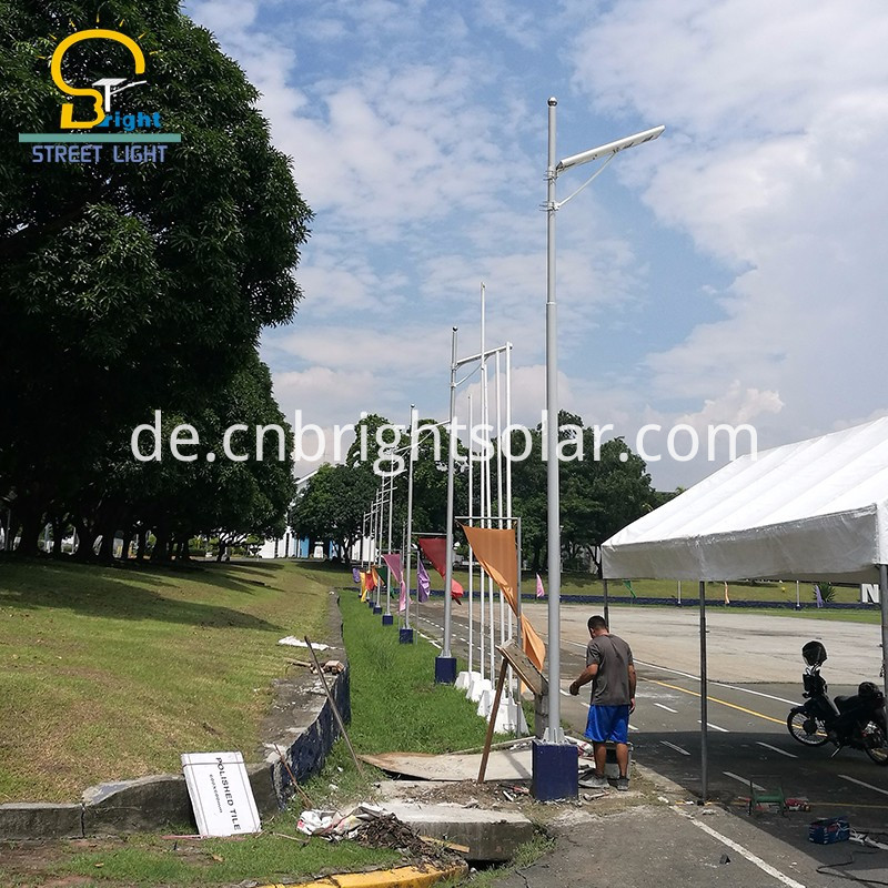 IP65 Integrated Solar street light
