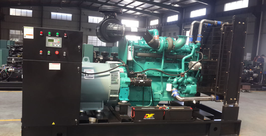 60Hz Cummins Diesel Generator Set for Brazil Market with Original Stamford and Controlled by Deepsea
