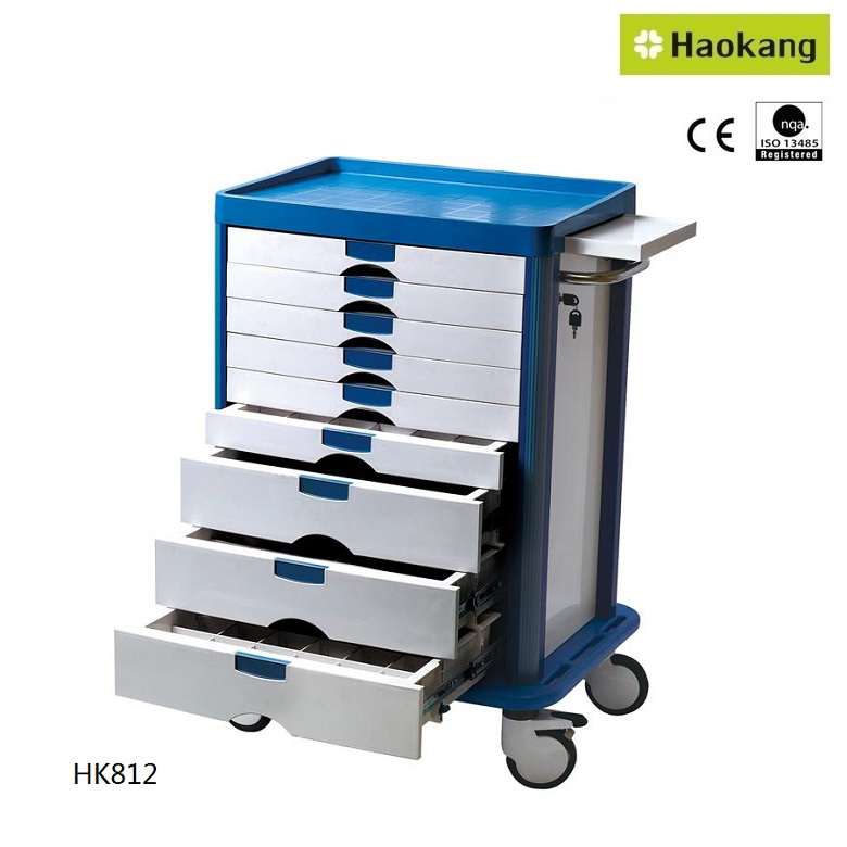 Medical Equipment for Hospital Drug Delivery Trolley (HK813)