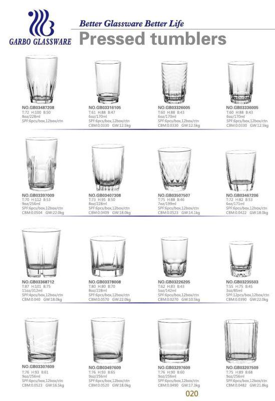 8oz Sail Glass Cup Model 1178 (GB03217108)