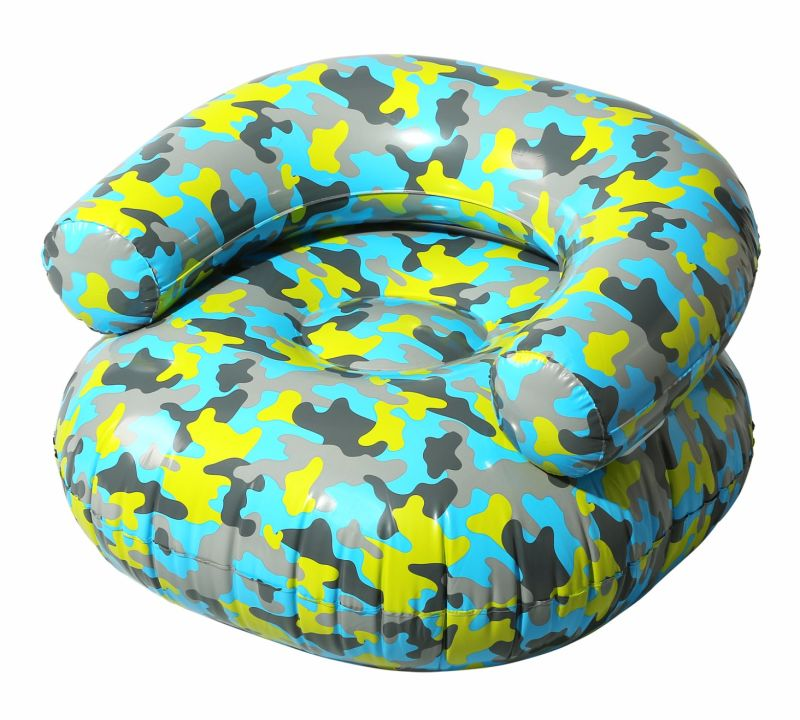 Customized Style PVC Inflatable Kids Sofa