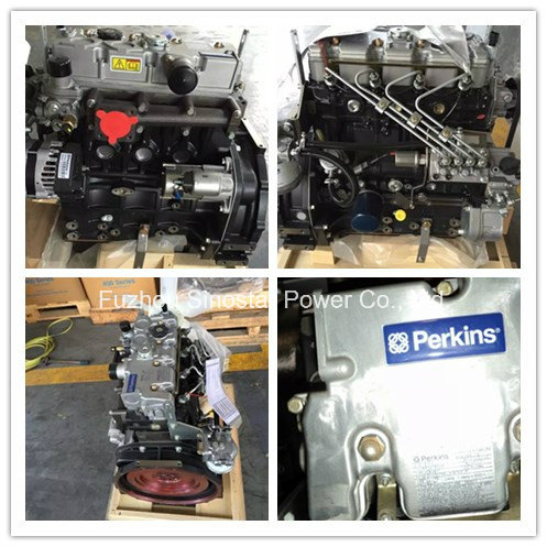 Diesel Electric Generator 7kw Powered by Perkins 403A-11g1 Engine