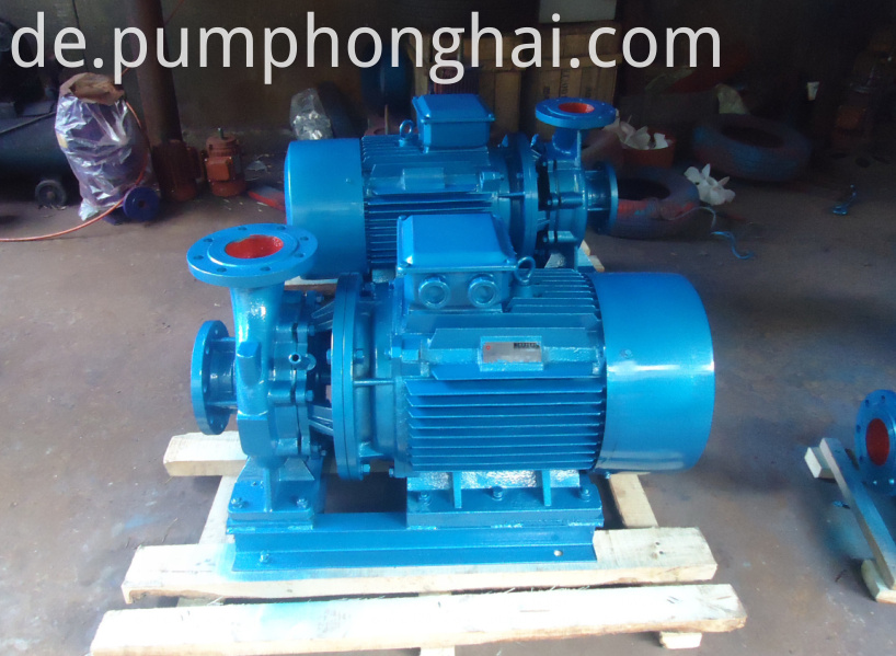 Stainless Steel Horizontal Centrifugal Pump