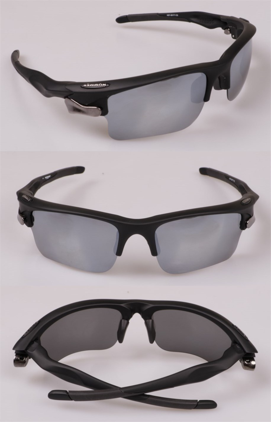 Top Quality UV400 Protection PC Outdoor Sport Cycling Eyeglass
