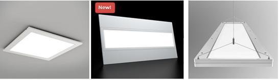 Intelligent LED panel Light Dimming with 0-10V for Interior Lighting