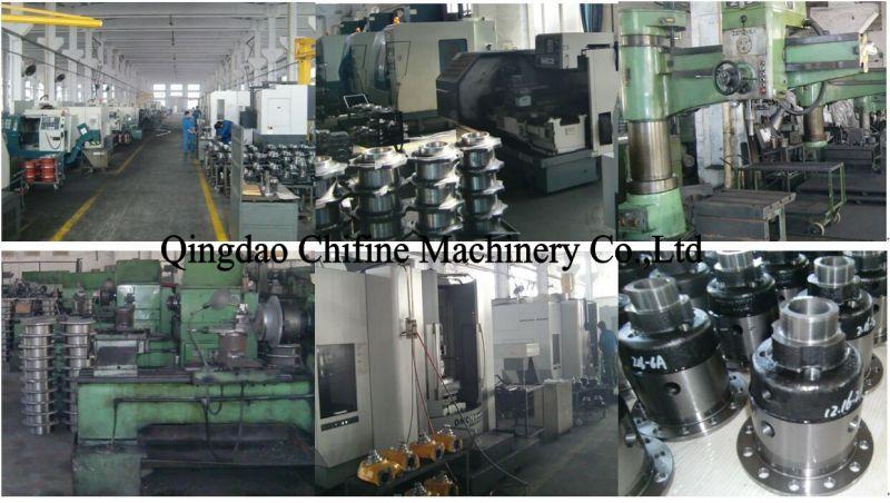 High Pressure Iron Casting Water Pump Part