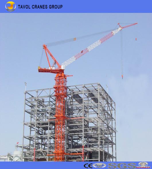 Qtz50 (5010) 4ton High Quality Tower Crane