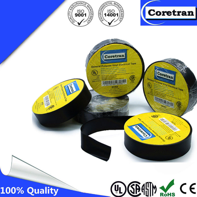 General Purpose Vinyl Electrical PVC Tape for Insulation