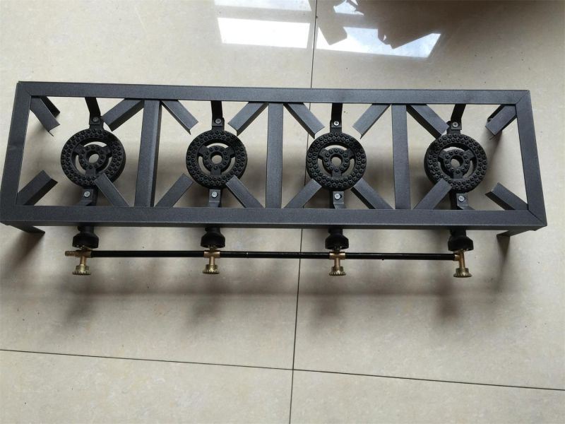 4 Burner Key Sgb-04 Gas Burner, Gas Stove