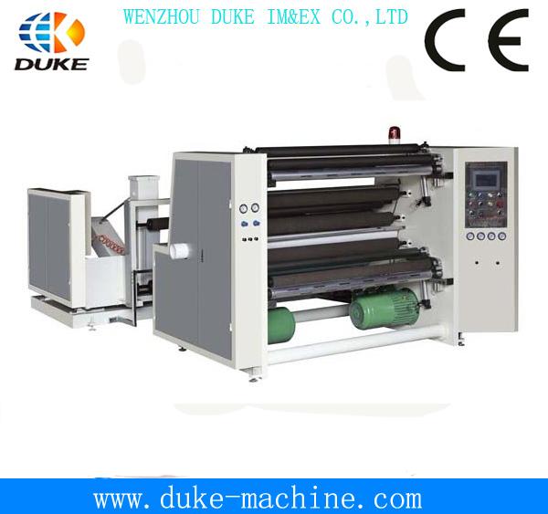 China Professional Automatic Thermal Paper Slitting Rewinding Machine