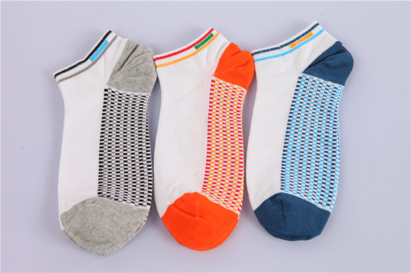 Gentle Men Cotton Sport Socks Fashion Look Made From Fine Cotton with Cushion Inside