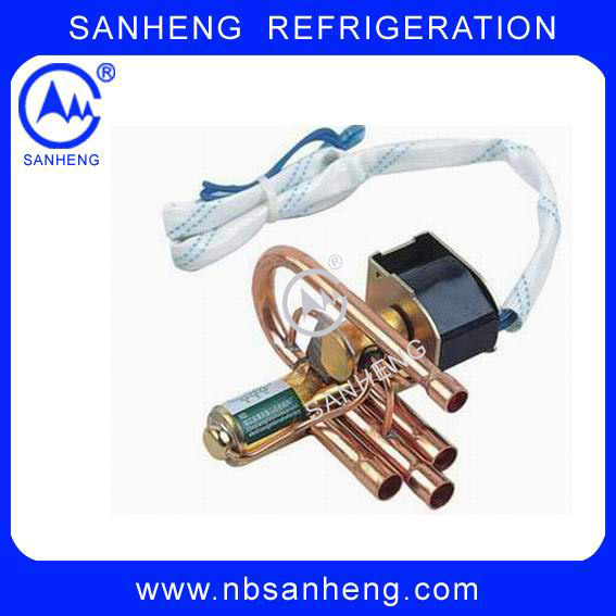 4-Way Reversing Valve (DSF-4U) with Good Quality