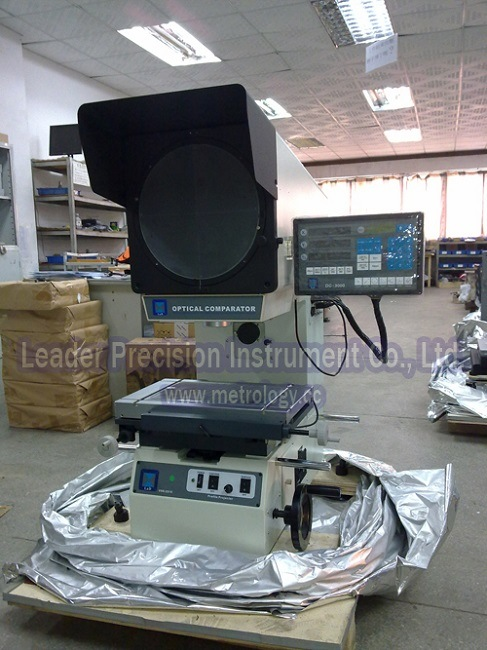 Large Travel Vertical Lab Optical Measuring Equipment (VOE-2010)