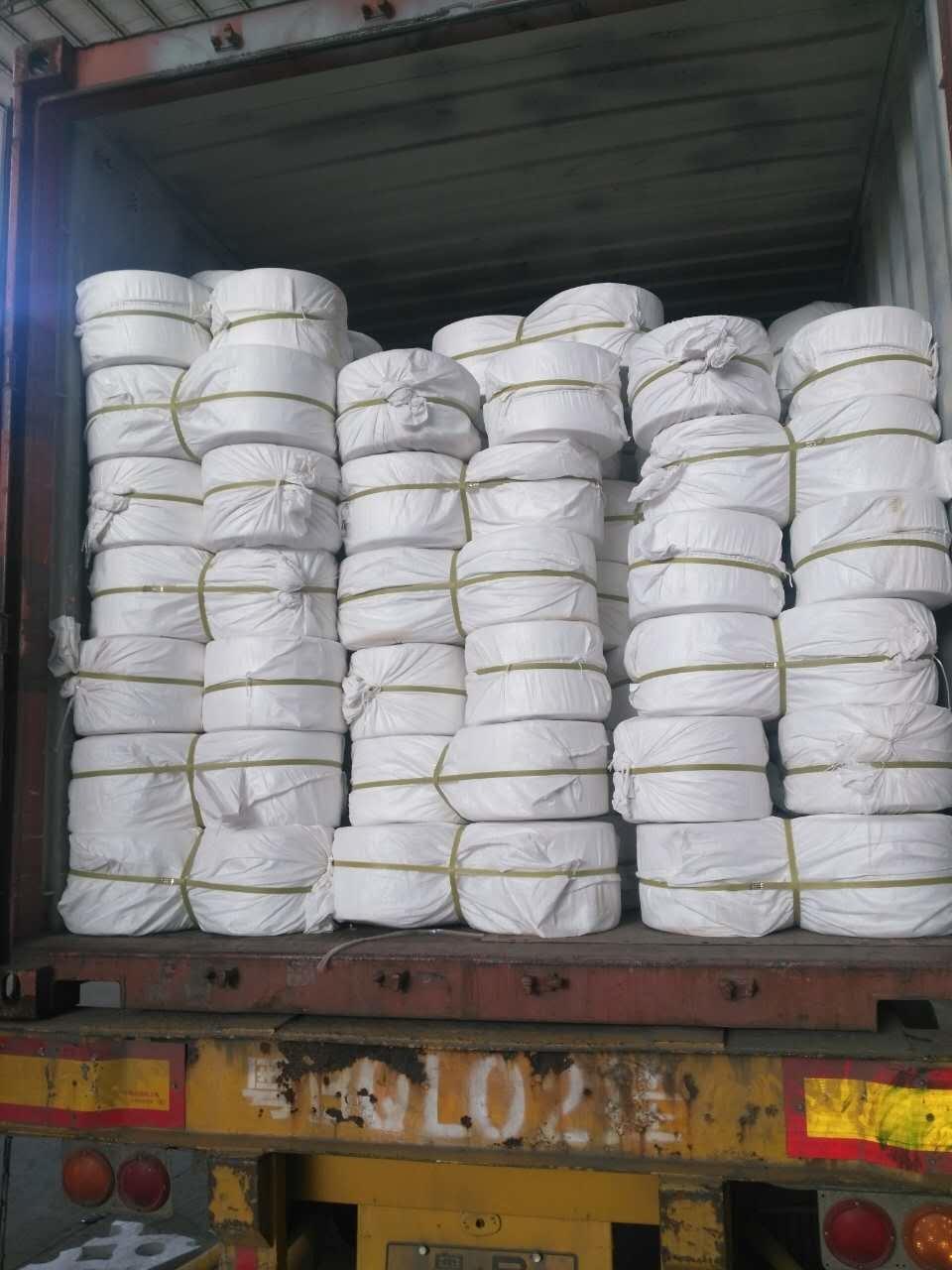 Low Smoke Hologen Free Flame Retardant Polypropylene Filler Yarn