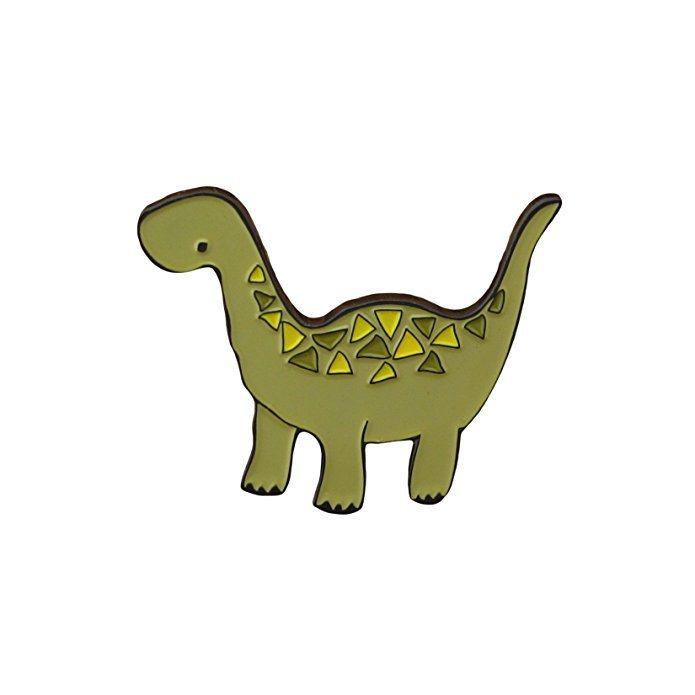 Wholesale Cheap Custom Cute Dinosaur Hard Enamel Lapel Pin