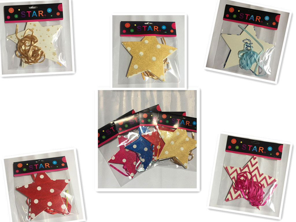 Own Designers Excellent Marketing Bunting Triangle Paper Bunting Flag