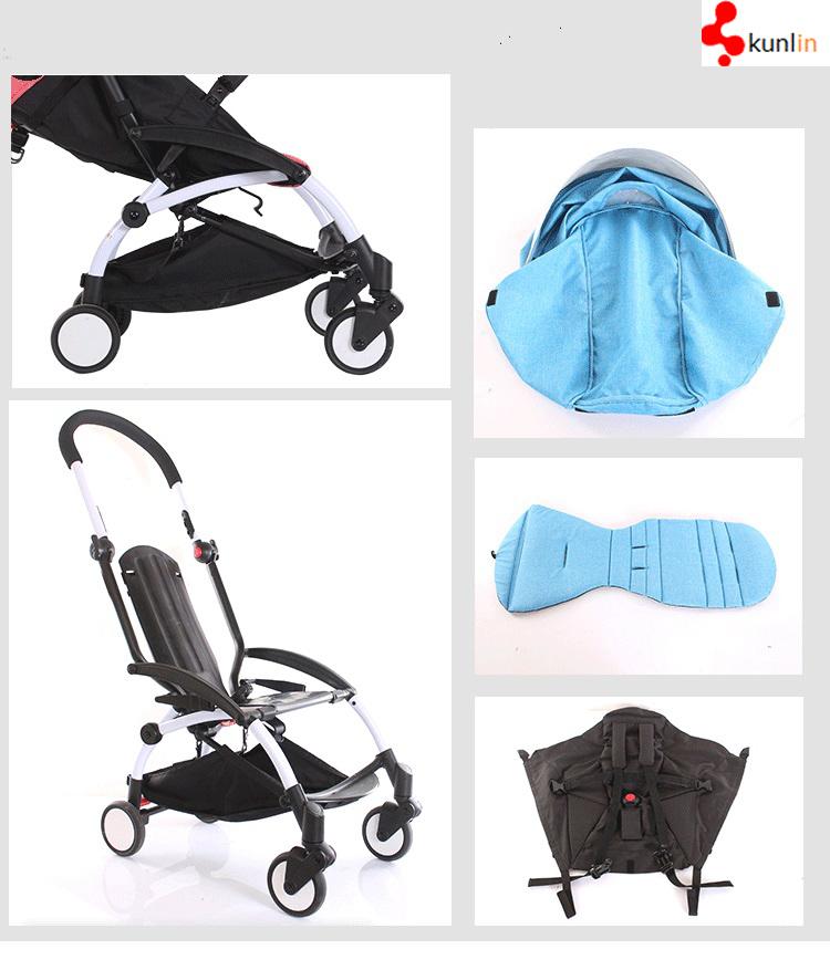 New Design Top Quality Best Seller Baby Stroller 3 in 1