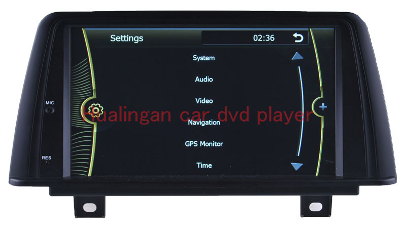 Car DVD Player for BMW 1 Series F20 GPS Navigation (HL-8840GB)