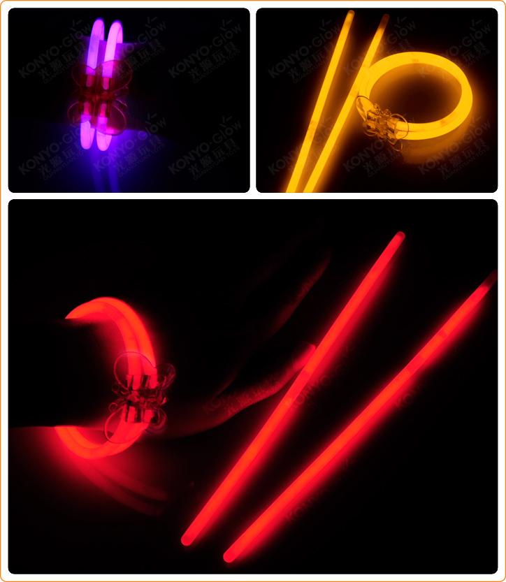 Fashion Butterfly Glow Bracelets