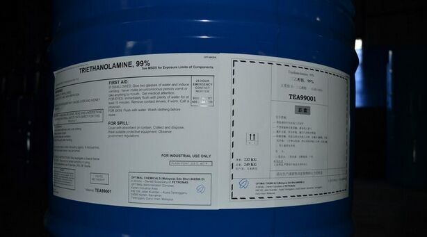 Highest Quality 99% Purity Triethanolamine CAS: 102-71-6