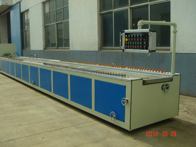 UPVC Profile Extrusion Line with ISO and SGS