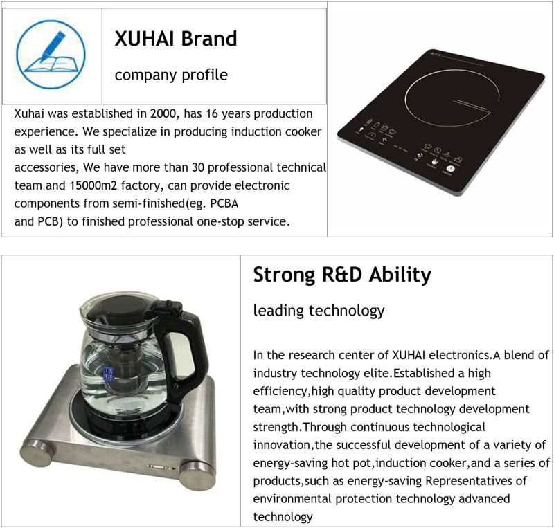 High Quality Intelligent Induction Cooker