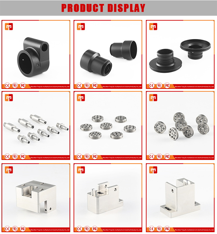 Custom Precision Machining Milling Hardware Processing Steel Copper Bicycle Parts