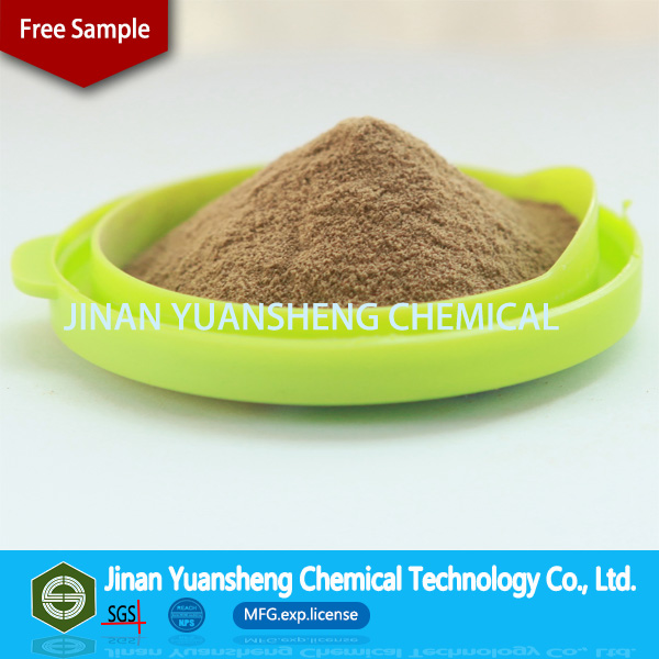 Sodium Sulfate 5% Snf Superplasticizer Producer in Jinan Yuansheng Chemical