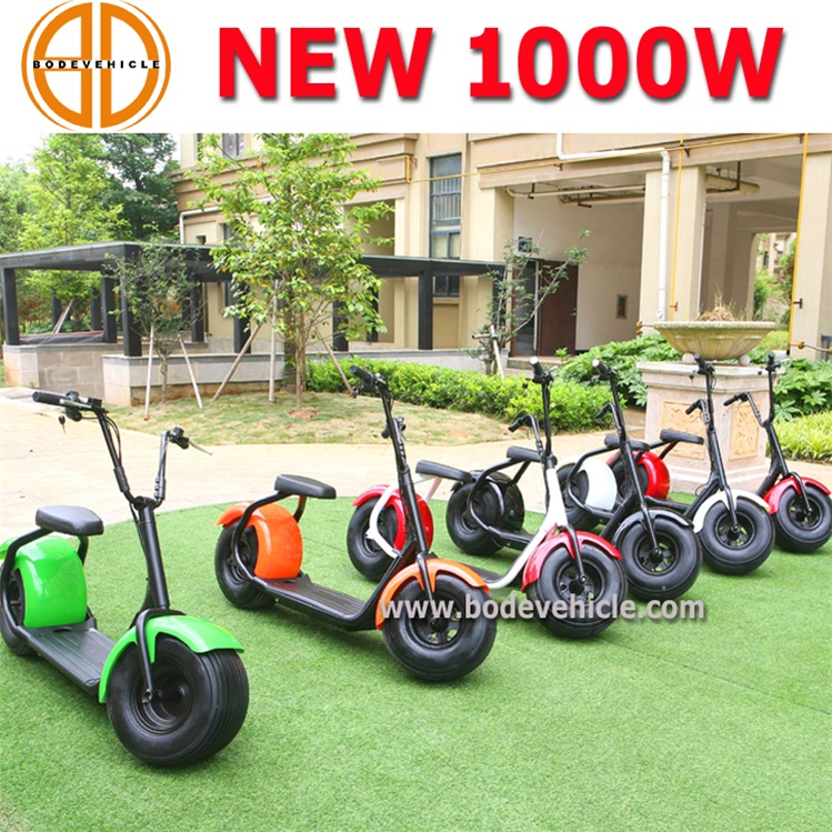 Bode New Big Wheel E-Scooter Electric Motorcycle for Sale Factory Price