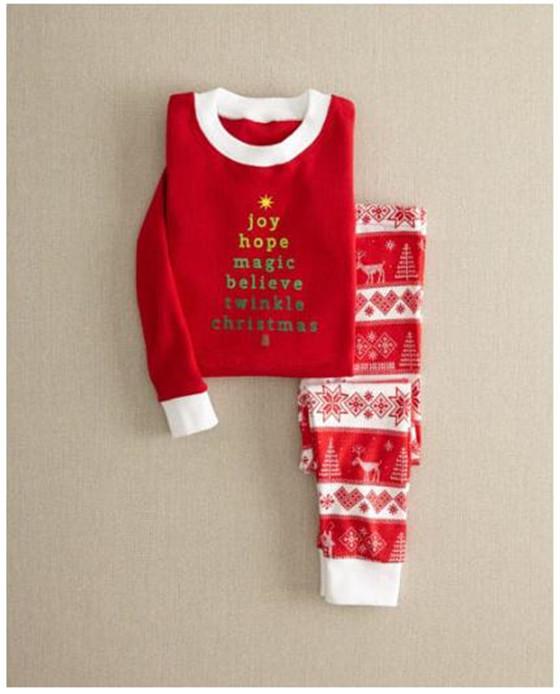 2016 Hot Sale Children's Christmas Clothing (80010)