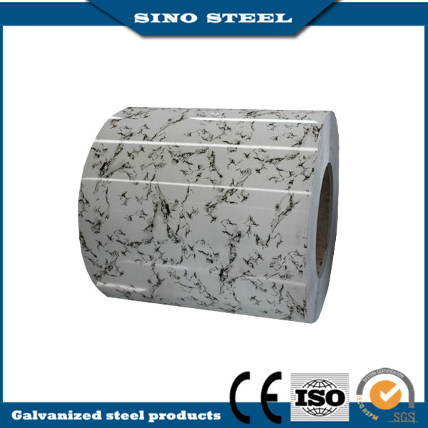 Dx53D Prepainted Colored Coated Galvanized Steel Coil