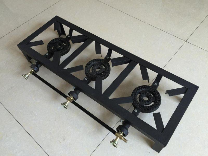 3 Burners Gas Stove Sgb-03