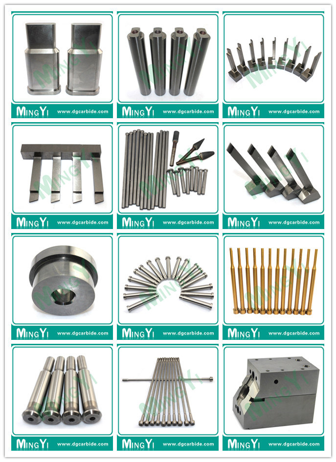 Durable Guide Post Sets and Bushing with Plastic Sleeve