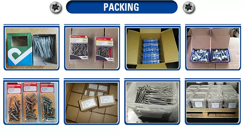 Factory Supply High Hardness U Bolt with Different Size