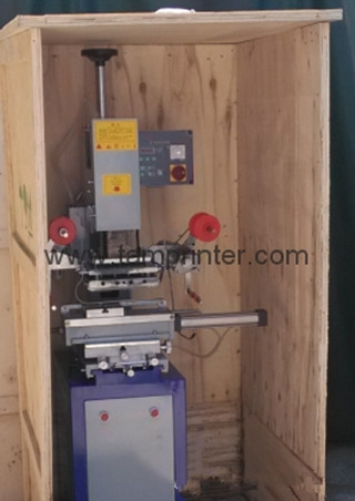 Tgm-100 A5 Plastic Hot Stamping Machine