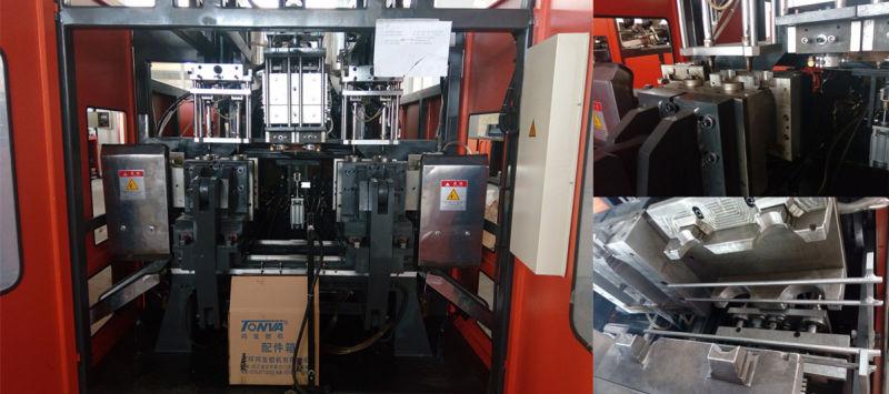 Tonva PE PP Nylon Plastic Bottle 1 Liter Blow Molding Machine Price