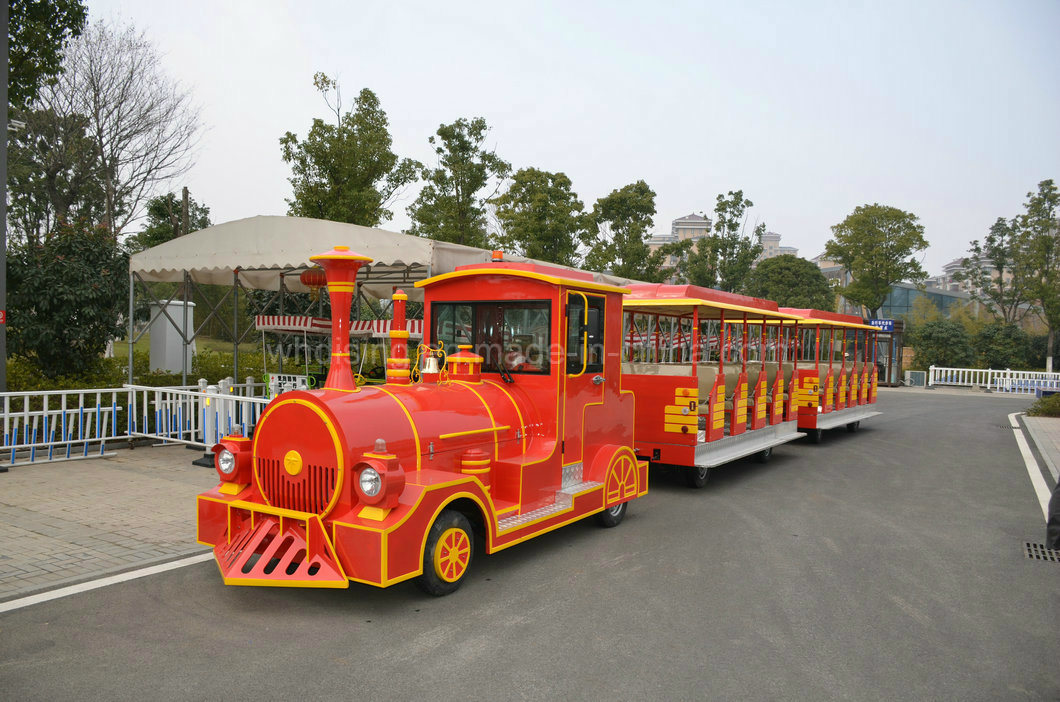 New Design 50 Seater Electric Kids Train